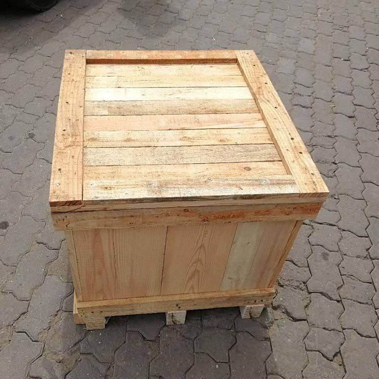 五金零件木箱