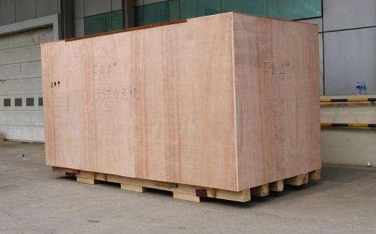 液压机木箱