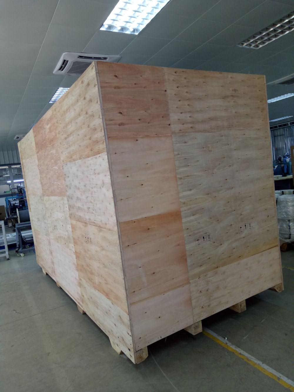 大型机械包装木箱