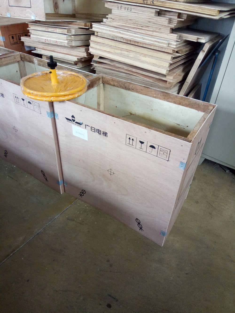 电梯电机包装箱
