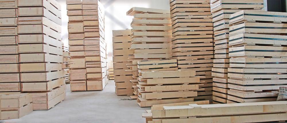 不锈钢型材免熏木托板
