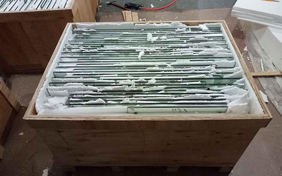 玻璃包装箱