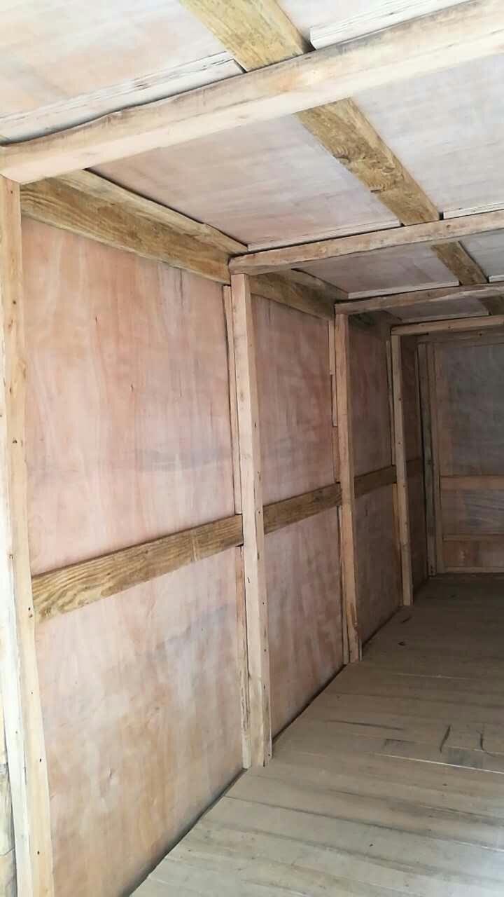 重型材包装木箱